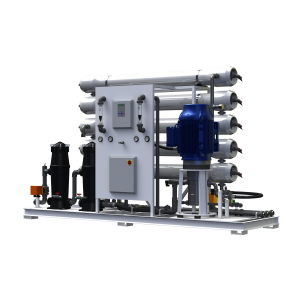 AXEON X3 – Series Sea Water Reverse Osmosis Systems