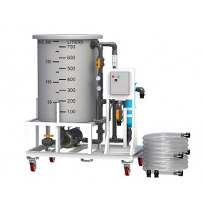AXEON CIP - Series Clean-In-Place Systems